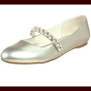 Silver Princess Like Shoes!